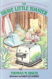 <i>The Brave Little Toaster</i> (novel) novella by Thomas M. Disch