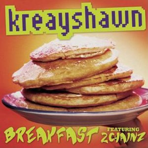 Breakfast (Syrup) - Image: Breakfast (Syrup) Kreayshawn