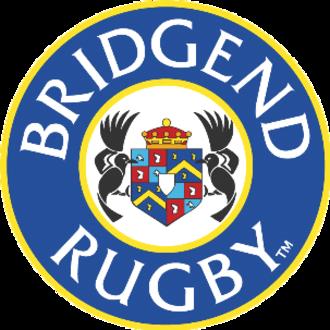 Bridgend Ravens - The logo of Bridgend RFC until 2004.