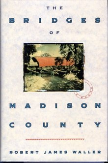 Image result for the bridges of madison county book