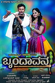<i>Brindavana</i> 2013 film