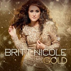 Gold (Britt Nicole album) - Image: Britt Nicole Gold