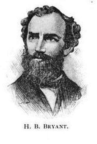 Bryant University - Henry B. Bryant, co-founder of Bryant & Stratton