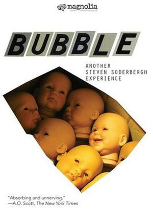 Bubble (film) - Theatrical release poster