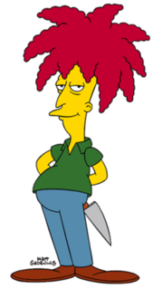 Sideshow Bob Fictional character from The Simpsons franchise