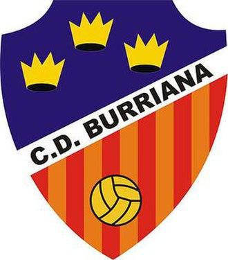 CD Burriana - Image: CD Burriana