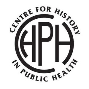 Centre for History in Public Health, London School of Hygiene and Tropical Medicine - Image: CHPH logo copy