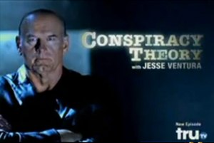 Conspiracy Theory with Jesse Ventura - Opening title card