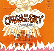 Cabin in the Sky (musical) cover.jpg