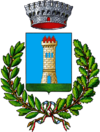 Coat of arms of Castelfranco in Miscano
