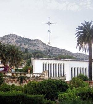 Chapelle du Rosaire de Vence - The Matisse Chapel.