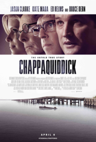 Chappaquiddick (film) - Theatrical release poster