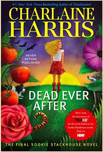 The Southern Vampire Mysteries - Image: Charlaine Harris Dead Ever After