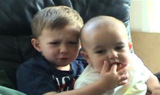 <i>Charlie Bit My Finger</i> 2007 Internet viral video