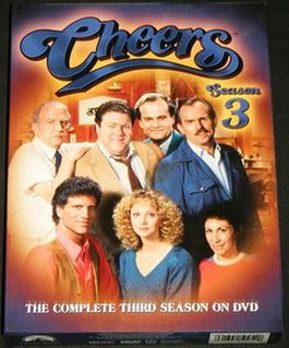 <i>Cheers</i> (season 3) season of television series