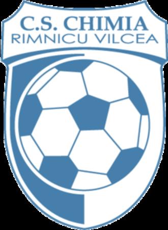 1972–73 Cupa României - Image: Chimia Ramnicu Valcea logo