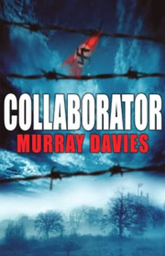 Collaborator (novel) - Cover of UK edition.