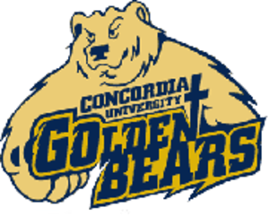 Concordia Golden Bears - Image: Concordia Golden Bears