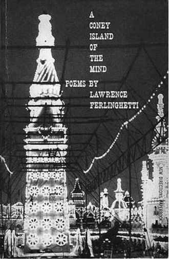 A Coney Island of the Mind - First edition and current cover
