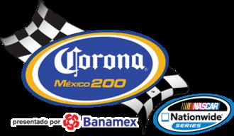 Corona México 200 - Image: Corona México 200 Logo