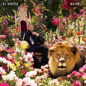 Major Key (album) - Image: DJ Khaled Major Key Cover