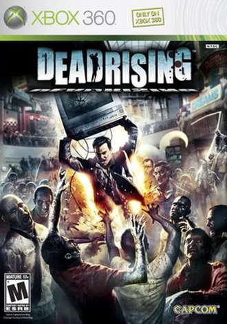 Dead Rising (video game) - North American cover art