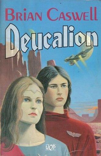 Deucalion (novel) - First edition