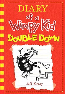 Diary Of A Wimpy Kid Double Down Wikipedia