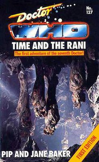 Time and the Rani - Image: Doctor Who Time and the Rani