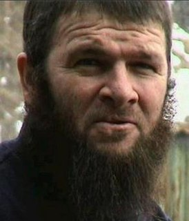 Chechen warlord
