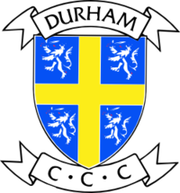 Image result for durham county cricket club logo
