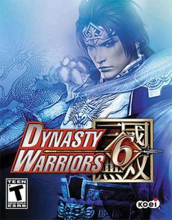 Dynasty Warriors 6 Game Cover.jpg