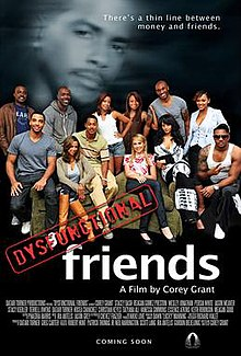 Dysfunctional Friends Movie Poster