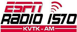 KVTK (AM) - Image: ESPN KVTK AM