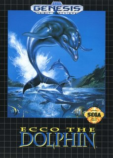 <i>Ecco the Dolphin</i> (video game) Action-adventure video game