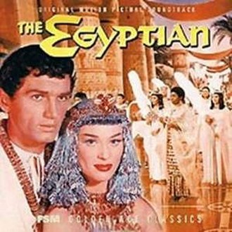 The Egyptian (film) - The Egyptian soundtrack cover.