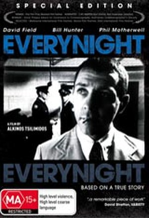 Everynight ... Everynight - Image: Everynight Everynight DVD Cover