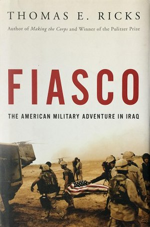 Fiasco (book) - Cover of the paperback edition