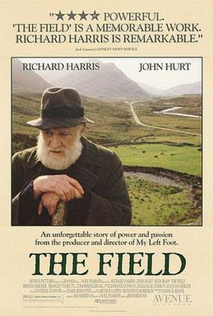 The Field (film) - Image: Fieldposter