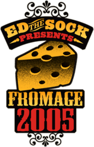 Fromage - Logo of the 2005 edition of Fromage