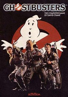 <i>Ghostbusters</i> (1984 video game)