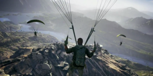 Tom Clancy's Ghost Recon Wildlands - Wildlands features a wide range of environments, which include mountains and deserts, and players will be able to parachute while exploring these.