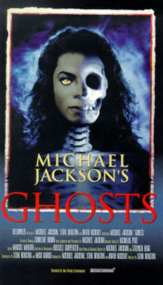Michael Jackson's Ghosts - Image: Ghosts MJ