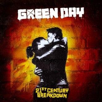 21st Century Breakdown - Image: Green Day 21st Century Breakdown cover