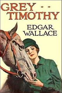 <i>Grey Timothy</i> 1913 novel