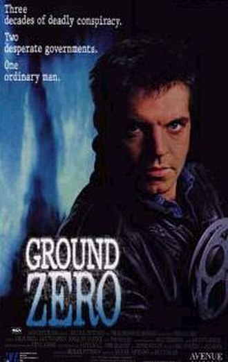Ground Zero (1987 film) - Image: Ground zero film poster