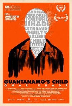 Guantanamo's Child - Image: Guantanamo's Child