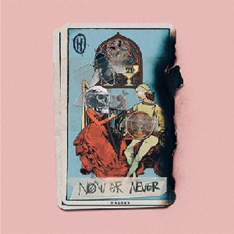 Now or Never (Halsey song) - Image: Halsey Nowor Never