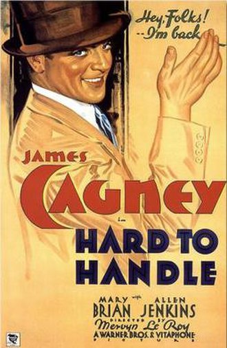 Hard to Handle (film) - Image: Hard to Handle Film Poster
