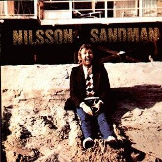 Sandman (album) - Image: Harry Nilsson Sandman